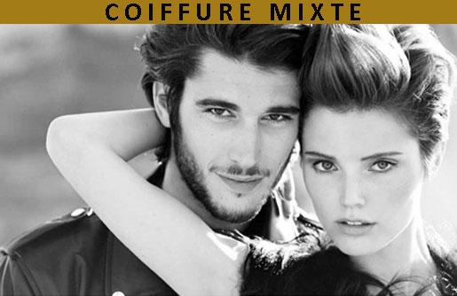 COIFFURE MIXTE